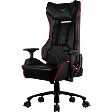 Fauteuil gamer AEROCOOL P7-GC1 AIR à LED RGB