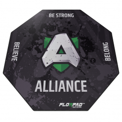 Tapis de sol gamer FLORPAD Team ALLIANCE E-sport édition