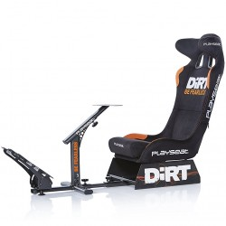 Siège de simulation Playseat DIRT 4