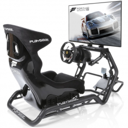 Siège de simulation + Rack Playseat® Sensation Pro FORZA