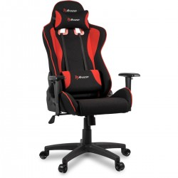 Fauteuil gaming AROZZI MEZZO tissu Rouge
