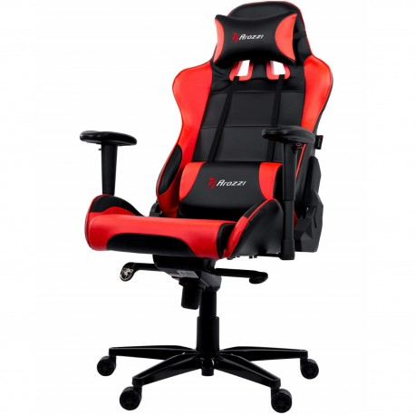 Fauteuil gaming AROZZI VERONA XL+ Rouge