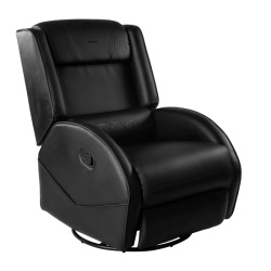 Fauteuil console relax REKT GAME CHILL similicuir noir
