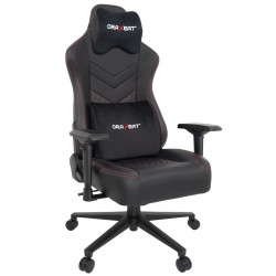 Chaise gamer ORAXEAT MX850 Noir et Rouge