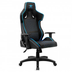 Chaise gamer Spirit of Gamer NEON Noir et Bleu