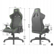 Chaise gamer Spirit of Gamer NEON Noir et Vert