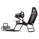 Cockpit de simulation pliable NEXT LEVEL RACING GTLITE Noir
