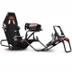 Cockpit de simulation pliable NEXT LEVEL RACING FGT LITE Noir