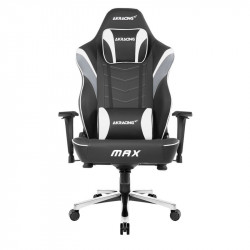 Fauteuil Gamer AKRacing MASTERS MAX Blanc | charge max 180 Kg