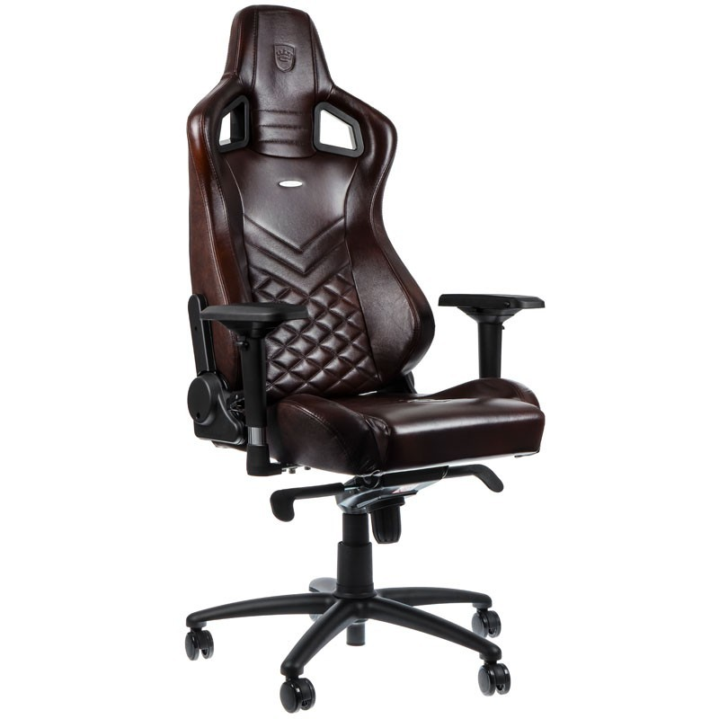 Fauteuil Noblechairs Epic Gaming Cuir Brun Fauteuilgamer