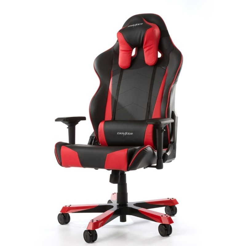 fauteuil gamer dxracer tank noir et rouge fauteuilgamer. Black Bedroom Furniture Sets. Home Design Ideas