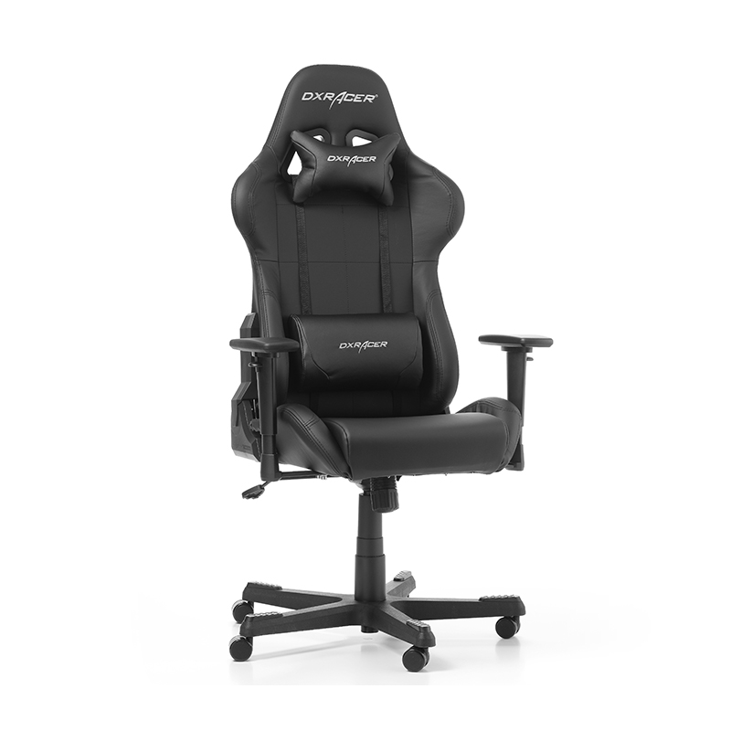 fauteuil gamer dxracer formula noir fauteuilgamer. Black Bedroom Furniture Sets. Home Design Ideas
