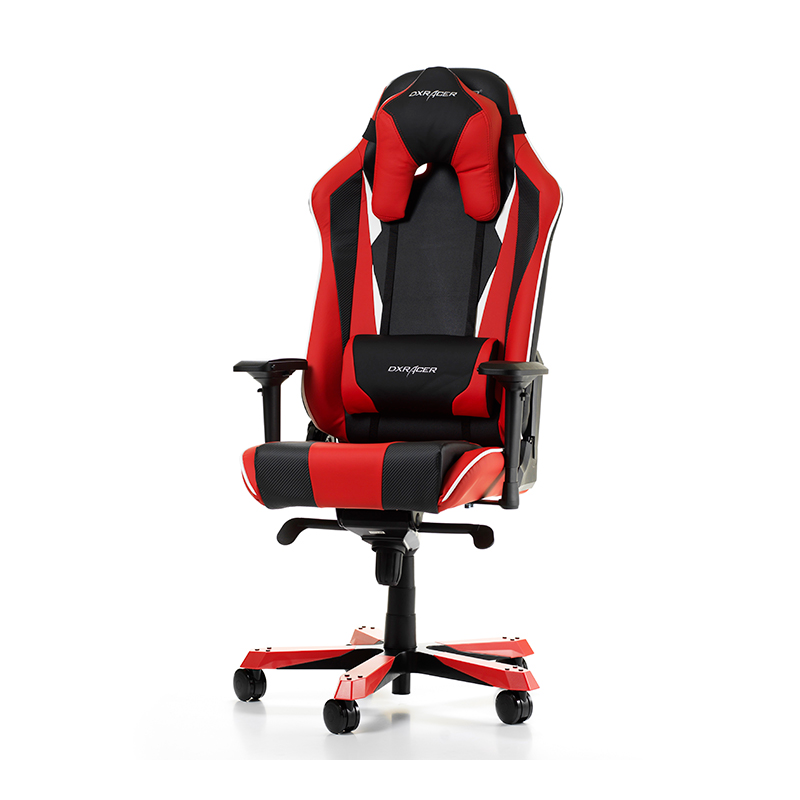 fauteuil gamer dxracer sentinel noir et rouge jusqu 39. Black Bedroom Furniture Sets. Home Design Ideas