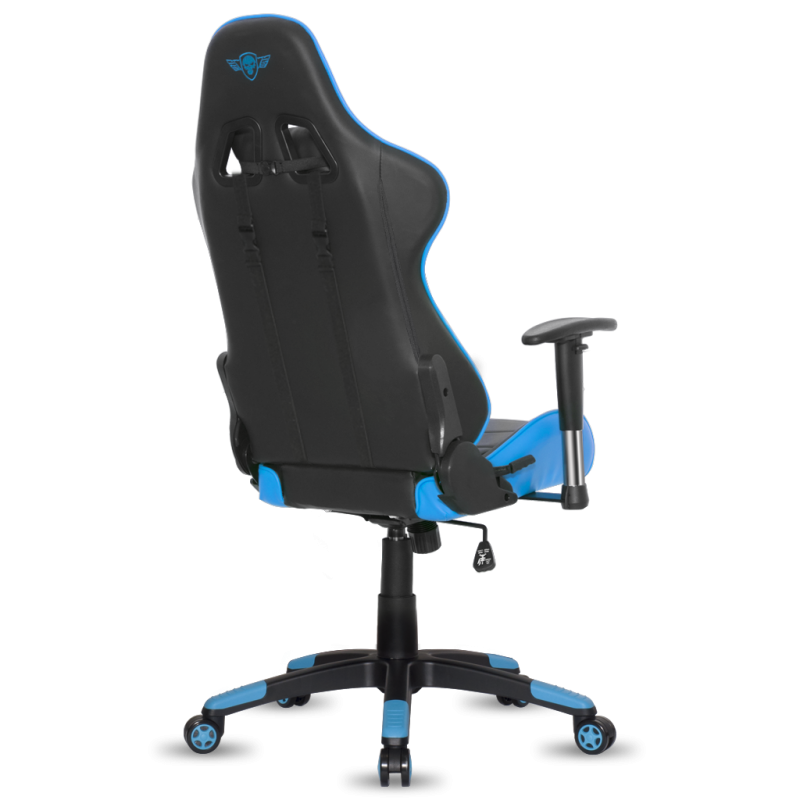 Fauteuil e sport spirit of gamer demon noir et bleu fauteuilgamer - Protege table transparent epais ...