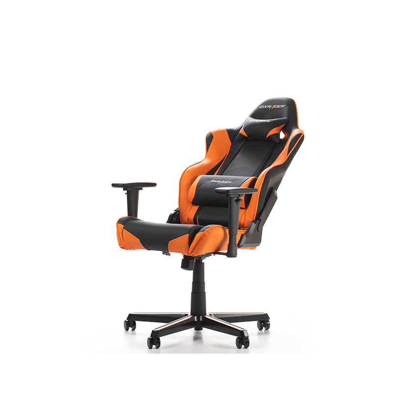 fauteuil gamer dxracer racing noir et orange v3 fauteuilgamer. Black Bedroom Furniture Sets. Home Design Ideas