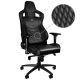 Fauteuil NOBLECHAIRS EPIC Gaming CUIR Noir