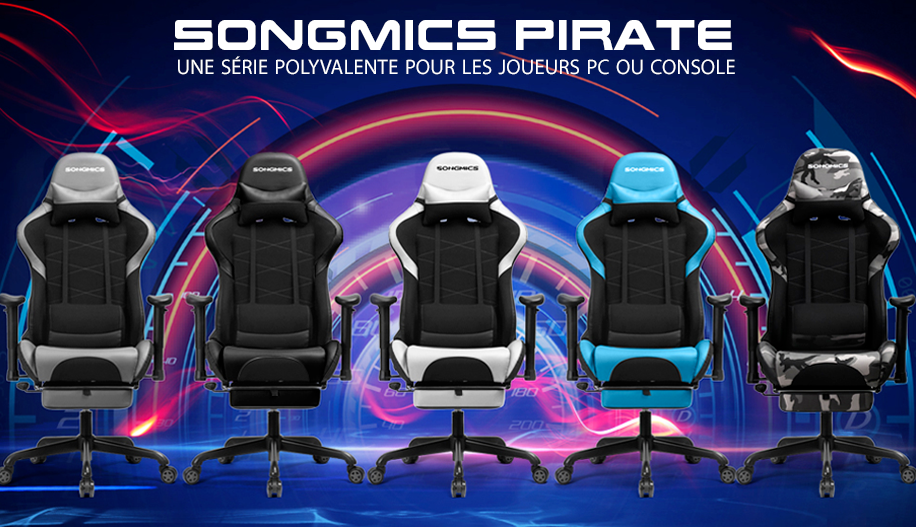 Fauteuils gamer Songmics